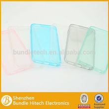 transparent plastic case,for iphone 6 silicone case