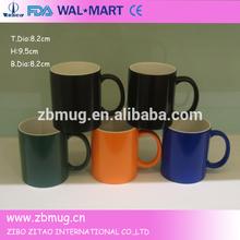 ceramic sublimate mug hot water color change