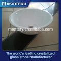 vendita calda artificiale lavabo in pietra esterno