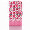 For Samsung Galaxy i9600 S5 open card painted holster surface painted soft shell phone holster