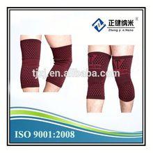 Good elastic jacquard far infrared knee support