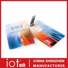 Password Business Card Flash Drive,Convenient Use USB Card