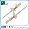 Disposable Safety I V Supplies , IV Catheter with Wing