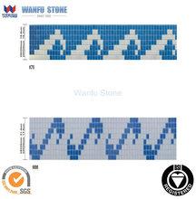 Wholesale round mosaic tile/china wall round mosaic tile/wholesale mosaic bathroom floor tiles