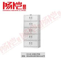 Kullanılan çelik ayrılabilir 5- Bölüm, ofis mobilyaları, dolaplar