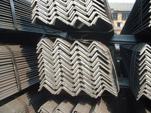 hot rolled common angle iron sizes/equal carbon steel angles din a36 equal angle steel