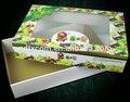 Gros fruits légumes emballage boîtes, Affichage ondulé boîtes
