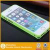 Design aluminum phone case,metal aluminum bumper case cover for iphone 5