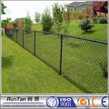 decorative plastic lattice 5ft chain link fence