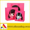 Hot sale color shopping paper bag