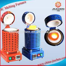 JC-K-110-2 110V 1.5Kw Portable Mini Melting Gold Electric Furna