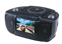 "7""TFT-LCD TV/DVD/USB BOOMBOX"
