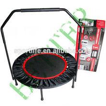 bungee trampoline elastic cord trampoline basketball hoops water blob trampoline