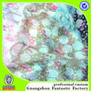 china wholesale embroidered organza fabric sequin dress fabric