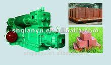 Red Soil Brick Making Machine, Vacuum Extruder For Clay Brick