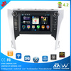 Touch screen car dvd player 8inch car gps navigation with Bluetooth car tv for Toyota Camry 2012