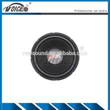 GT5-S12 93db 27-450Hz Black Car Audio Subwoofer