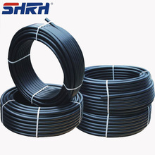 40 mm high quality ISO 4427/AS/AZS4130 China manufacture plastic pipe made of HDPE