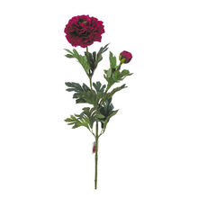 real touch artificial poppy flower
