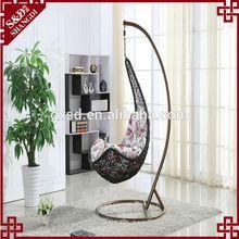 SD handmade bird nest hanging chair frame