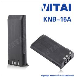 VITAI KNB-15A 7.2v 1800mah battery pack for TK-2107,TK-3107,TK-2100
