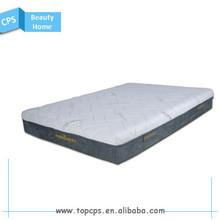 China wholesale Organic cotton memory foam with pocket spring mattress