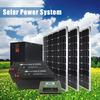Guangzhou Customization 110v-240v solar panel energy system whole package