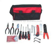 LB-328-21pcs Kraft Work Tools Bags(Tool set; Computer Repairing Tool Sets)