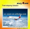 Best Alibaba express company / Professional Air Freight Forwarder Cloth from china to Ottawa Canada