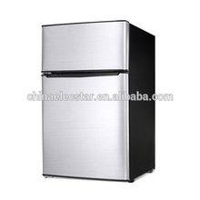 small double door fridge used in hotel,kitchen