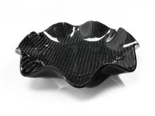 2014 New-Design Creative Petal Shaped Carbon Fruit Tray