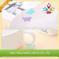 Borboleta lantejoulas para roupas / lantejoula para a promoção