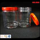 clear pet plastic mason jars bulk /acrylic candy stands ,chocolate jars, food storage