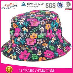 custom tie dyed bucket hat/free pattern children bucket hat