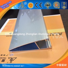 wall washer aluminium led lighting pr manufacturer / aluminium profile for panel light / extruded aluminium profile