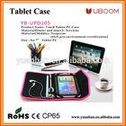 Universal tablet case for ipad mini retina neoprene sleeve pouch