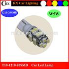 Whole Brand New 1210 20SMD 12V T10 Car Instrument Light 1210 Chip