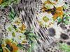 5m/m 10146 printed 100% silk chiffon fabric for fashion