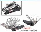 Cheap YC-280 steel multi mini bicycle repair tool kits