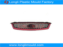 Ford focus grille mold with chrome