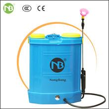 2014 new 18L electric pesticide sprayer 12V,12AH, AUTO CUT OFF PUMP