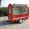 WANDA mobile street lunch food trailer