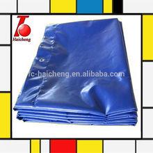 vinyl coated polyester truck tarp fabric, Flame Retardant Tarps 22 oz Vinyl