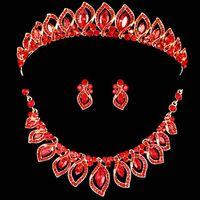 Stylish Fake Gold Jewelry Set Wedding Jewellery Designs African Coral Beads Jewelry Set