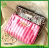 Wholesale fashionable yiwu woman transparent pvc clutch bag