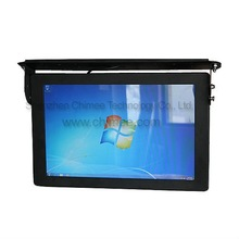 22'' advertising display for buses( all in one support and quality,aspect ratio16:10, 1680 x 1050 optimal A+ panel)