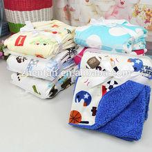 baby soft thick fleece blanket