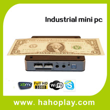 Intel Atom Cedar Trail D2500 Thin Mini Pc With Nvidia Graphic Support Hd And 3d