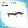 Hot selling outdoor reclining canopy beach bed folding beach bed