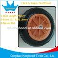 Sólido de la PU rueda de espuma, Carretilla neumático 3.00 - 8 13 x 3